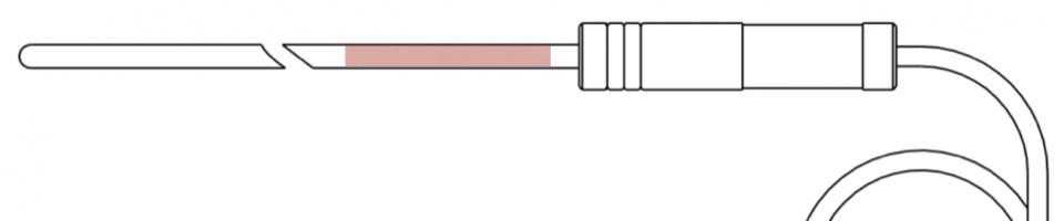 Der K-Effekt von Typ K Thermoelementen
