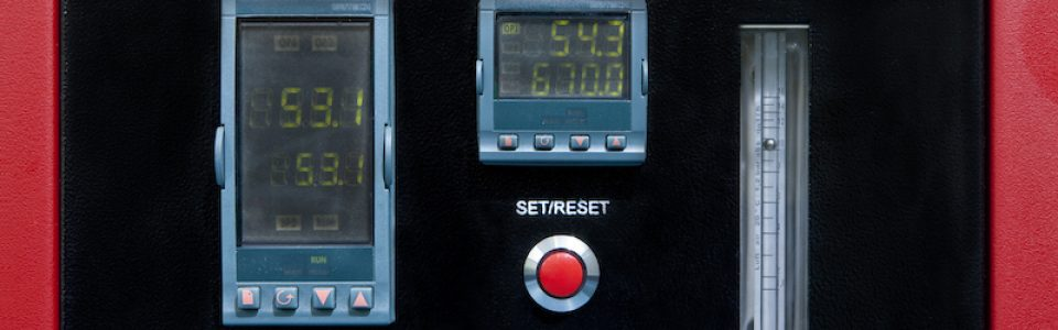 Stabilisierung von Thermometern durch Altern / Tempern